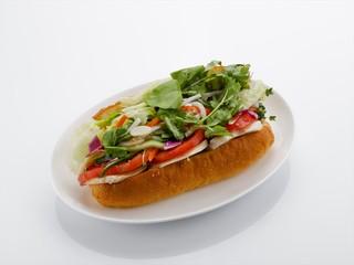 ベトナム料理 ふぉーの店 - チキンバインミー