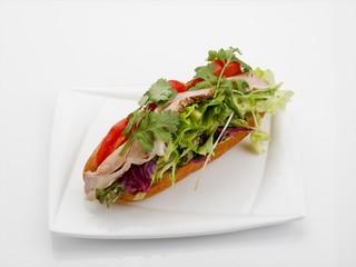 ベトナム料理 ふぉーの店 - チャーシューバインミー