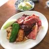 綾城 - 料理写真:上焼肉定食