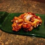 焼肉ホルモンとりとん - 鶏ハラミ