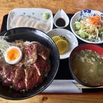 レストラン 北山 - スーパー倍丼 2400円