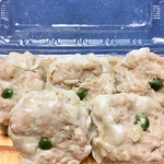 肉のヨシハシ - これが皆さん絶賛の「シュウマイ」!これ、1個¥65(@_@)