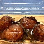 肉のヨシハシ - 「肉団子」は、2個セットで¥150です!