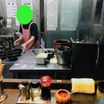 麺屋 婆娑羅 -