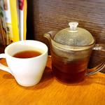 ココス - ドリンクバーで紅茶