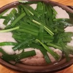 立ち飲み大松 - つみれ鍋(518円税込)