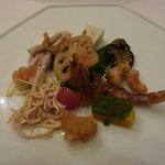 香爐 - 色とりどりの前菜