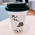 茶BAR - クリーム台湾紅茶ラテ:420円