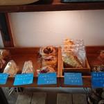 ル・ニ・リロンデール - 店内販売棚