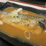 吉野家 - 鯖みそ定食