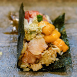 寿司栄 - 贅沢巻き
