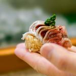 寿司栄 - いわし