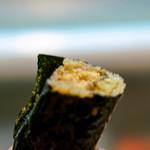 寿司栄 - 海鰻