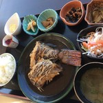 海鮮家千畳 - 煮魚定食
