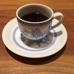 斗米庵 - コーヒー