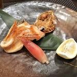 割烹 雪櫻 - きんき塩焼き