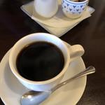 珈琲と人 - 酸味感じるコーヒー