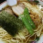中華そば太平楽 - 料理写真:中華そば 中 650円