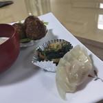 コロッケカフェふれあい - コロッケランチセット。 美味し。