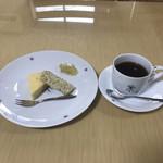 コロッケカフェふれあい - デザート。 美味し。