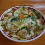 開運 塩大福 すがも園 - すがも園の一番人気 広東麺