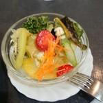 Ritorudoragon - サラダ