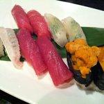 六本木 福鮨 - 握り各種
