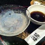 六本木 福鮨 - ところてん