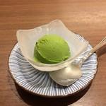炭火焼き鰻 堀忠 - H.30.11.12.昼 デザート