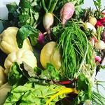 BISTRO INOCCHI - いろいろな季節のお野菜