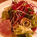 Cafe Noisette - サラダ