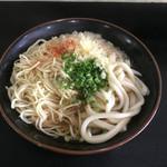 松下製麺所 - うどん&中華麺のMIX(ちゃんぽん)