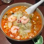 胡椒饅頭PAOPAO - さんらーコウショウ麺890円