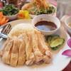 2階のぞうさん - 料理写真:カオマンガイ