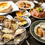 魚介イタリアン&チーズ UMIバル -
