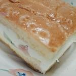 北海道ブラッスリー リラ - 北海道クリームチーズのフルーツサンド   540円