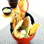 天喜代 - 大江戸天丼