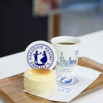 ペイストリー スナッフルス - 料理写真:有楽町でも買えますが函館で食べるチーズオムレット格別においしい♡