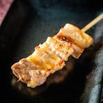 神戸牛のカルビ串