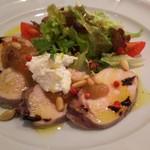 ラ・ルーチェ - 大山鶏ムネ肉のヴァポーレ