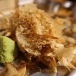 牛タンいろ葉 - 炙りもん山芋