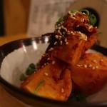牛タンいろ葉 - タケノコキムチ