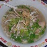 トゥクトゥク - 料理写真:タイ屋台ラーメン