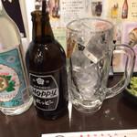 96947048 - ホッピー白と金宮ボトルがなんと無料に!