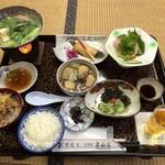 ホテル来山荘 - 料理写真:お夕食