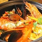 バスクバル・チャコリ - スペインのご飯はパエリアだけではあり
