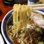 きよしや食堂 - ラーメン  麺リフト