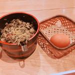 96953529 - 高菜 サービスの卵