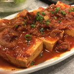 大徳壽 - 豆腐キムチ
