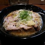 味噌麺処 豆醤 - 豆醤味噌らーめん(おとこ味)